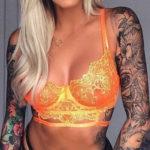 осуждение и одобрение женской тату 22.11.2019 №016 -female tattoo- tatufoto.com