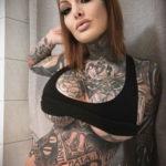 осуждение и одобрение женской тату 22.11.2019 №019 -female tattoo- tatufoto.com