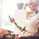 осуждение и одобрение женской тату 22.11.2019 №024 -female tattoo- tatufoto.com