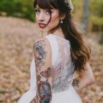 осуждение и одобрение женской тату 22.11.2019 №030 -female tattoo- tatufoto.com