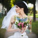 осуждение и одобрение женской тату 22.11.2019 №031 -female tattoo- tatufoto.com