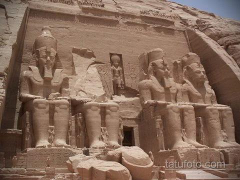 Новые татуировки древних египетских мумий - фото 1