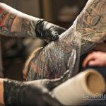 Последующий уход за татуировкой - фото 2