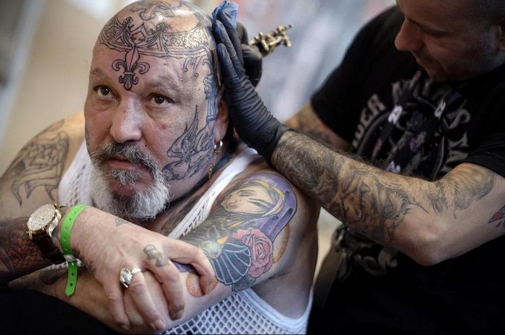 Современные татуировки которые можно отключать - фото 3
