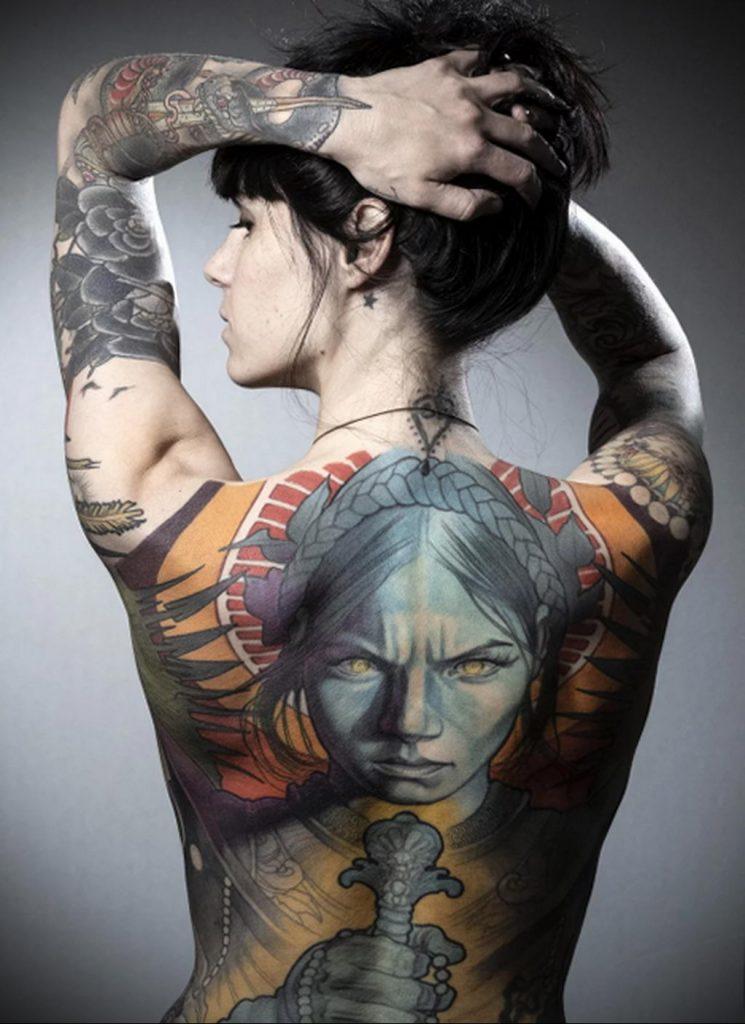 Современные татуировки которые можно отключать - фото 4