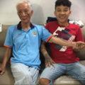 Тату с адресом и телефоном в помощь при проблемах с памятью - фото 2