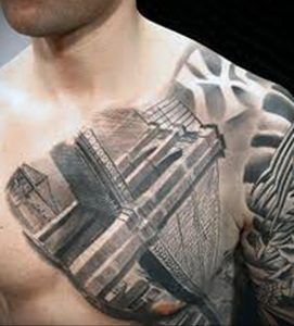 практически у каждого третьего жителя Нью-Йорка есть одна или больше татуировок - фото 2