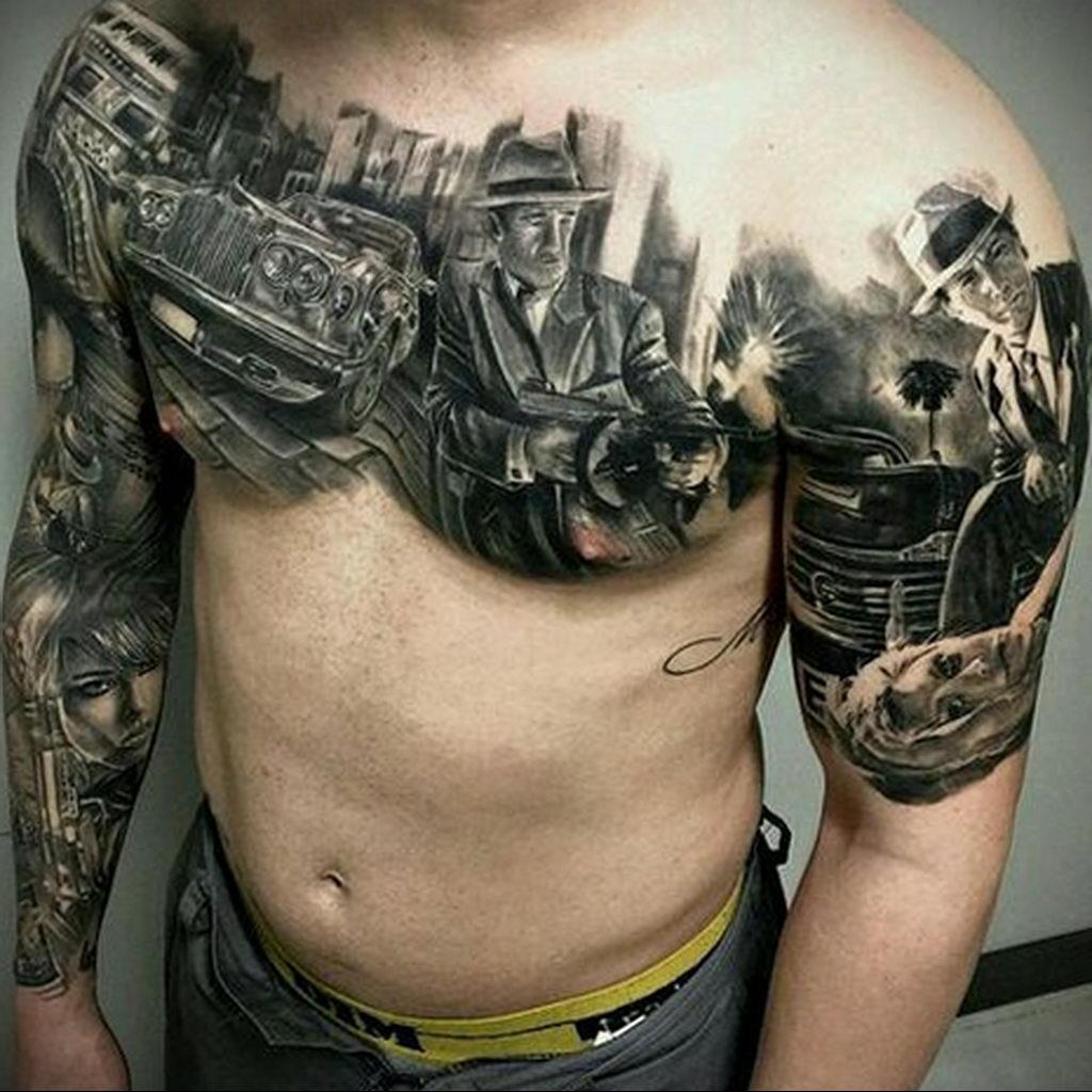 практически у каждого третьего жителя Нью-Йорка есть одна или больше татуировок - фото 3