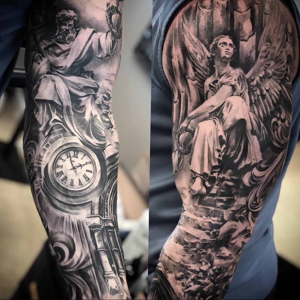 практически у каждого третьего жителя Нью-Йорка есть одна или больше татуировок - фото 4
