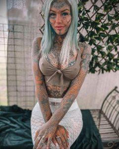 практически у каждого третьего жителя Нью-Йорка есть одна или больше татуировок - фото 7