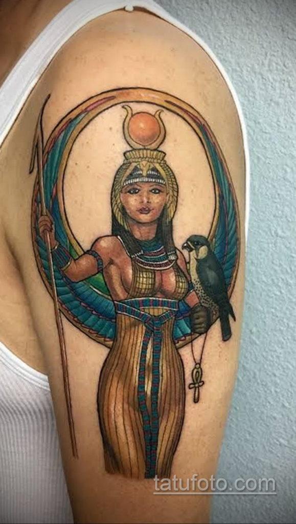 пример рисунка для тату богиня Бастет 02.12.2019 №226 -Bastet tattoo- tatufoto.com