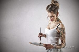 фото Бизнес идея салон татуировок 24.12.2019 №001 -tattoo- tatufoto.com