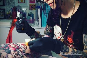 фото Бизнес идея салон татуировок 24.12.2019 №005 -tattoo- tatufoto.com