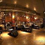 фото интерьера помещения тату салона 15.12.2019 №001 -tattoo parlor- tatufoto.com