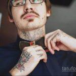 человек выбирает татуировку - фото 3