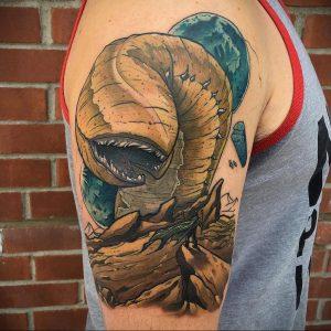 assassintattoostudio и рисунок татуировки 3