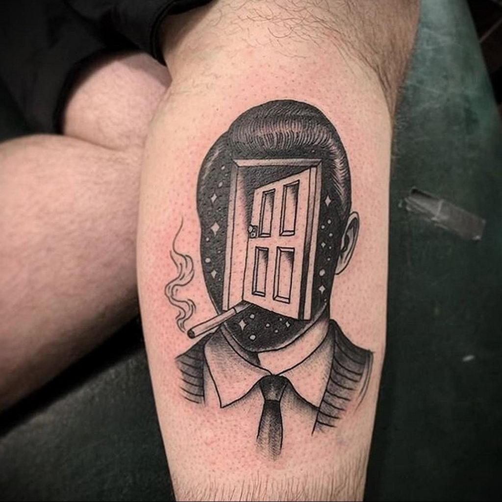 citizenink и рисунок татуировки 1