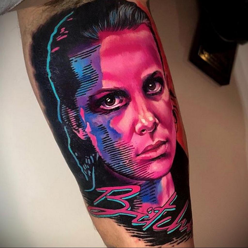 kristiankimonides и рисунок татуировки 1