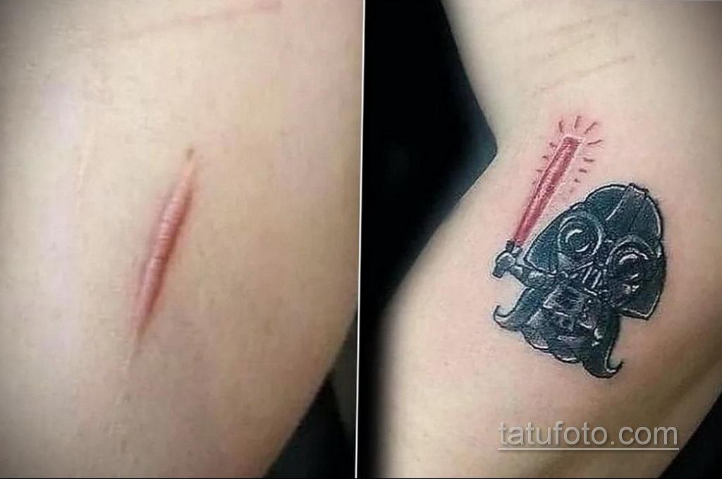 Татуировки и шрамы - фото 2