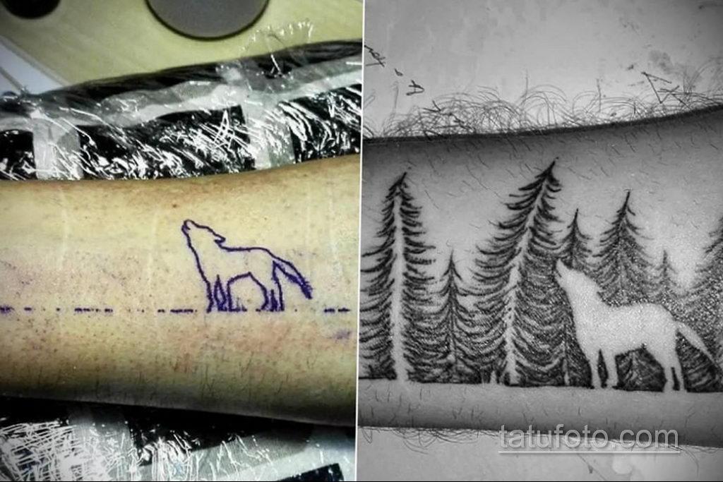 Татуировки и шрамы - фото 9