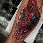 Тату марвел 15.01.2020 №112 -Marvel Tattoo- tatufoto.com