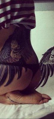 крутая женская татуировки 21.01.2020 №381 -cool female tattoos- tatufoto.com