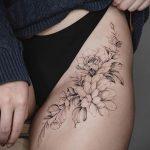 крутая женская татуировки 21.01.2020 №439 -cool female tattoos- tatufoto.com