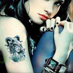 крутая женская татуировки 21.01.2020 №455 -cool female tattoos- tatufoto.com
