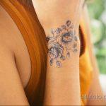 крутая женская татуировки 21.01.2020 №460 -cool female tattoos- tatufoto.com