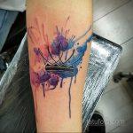 тату корона на запястье девушки 02.01.2020 №002 -crown tattoo on the wrist- tatufoto.com