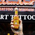 Cholula (Чолула) предлагает любителям сделать рекламную татуировку - фото 1