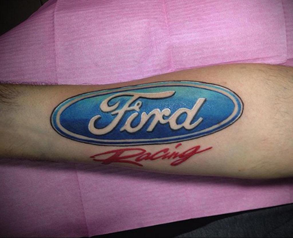 Форд против Феррари – Лучший монтаж - фото тату