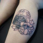 фото тату Дарт Вейдер 04.02.2020 №1392 -darth vader tattoo- tatufoto.com