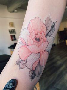 Нора Ляшко - Nora ink – фото готовой татуировки выполненной этим тату мастером - фото 3
