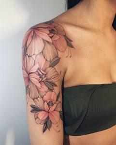 Нора Ляшко - Nora ink – фото готовой татуировки выполненной этим тату мастером - фото 4