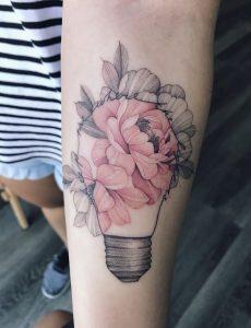 Нора Ляшко - Nora ink – фото готовой татуировки выполненной этим тату мастером - фото 6