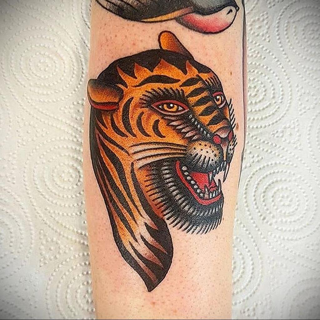 Фото примеры татуировок с тигром от 11.03.2020 – фото для tatufoto.com 11
