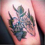 Фото татуировки с легкими человека 23.03.2020 №016 -lung tattoos- tatufoto.com