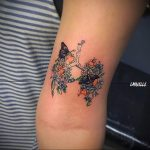 Фото татуировки с легкими человека 23.03.2020 №029 -lung tattoos- tatufoto.com