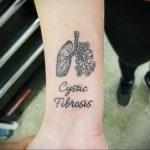 Фото татуировки с легкими человека 23.03.2020 №030 -lung tattoos- tatufoto.com