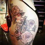 Фото татуировки с легкими человека 23.03.2020 №048 -lung tattoos- tatufoto.com