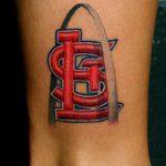 Фото татуировки с логотипом 15.03.2020 №007 -tattoo logo- tatufoto.com