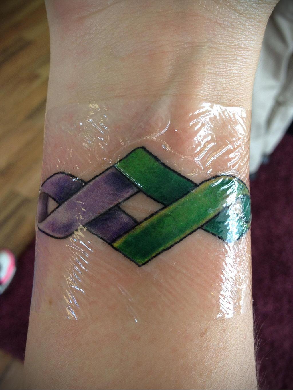 Фото татуировок для больных эпилепсией 25.03.2020 №005 -epilepsy tattoo- tatufoto.com