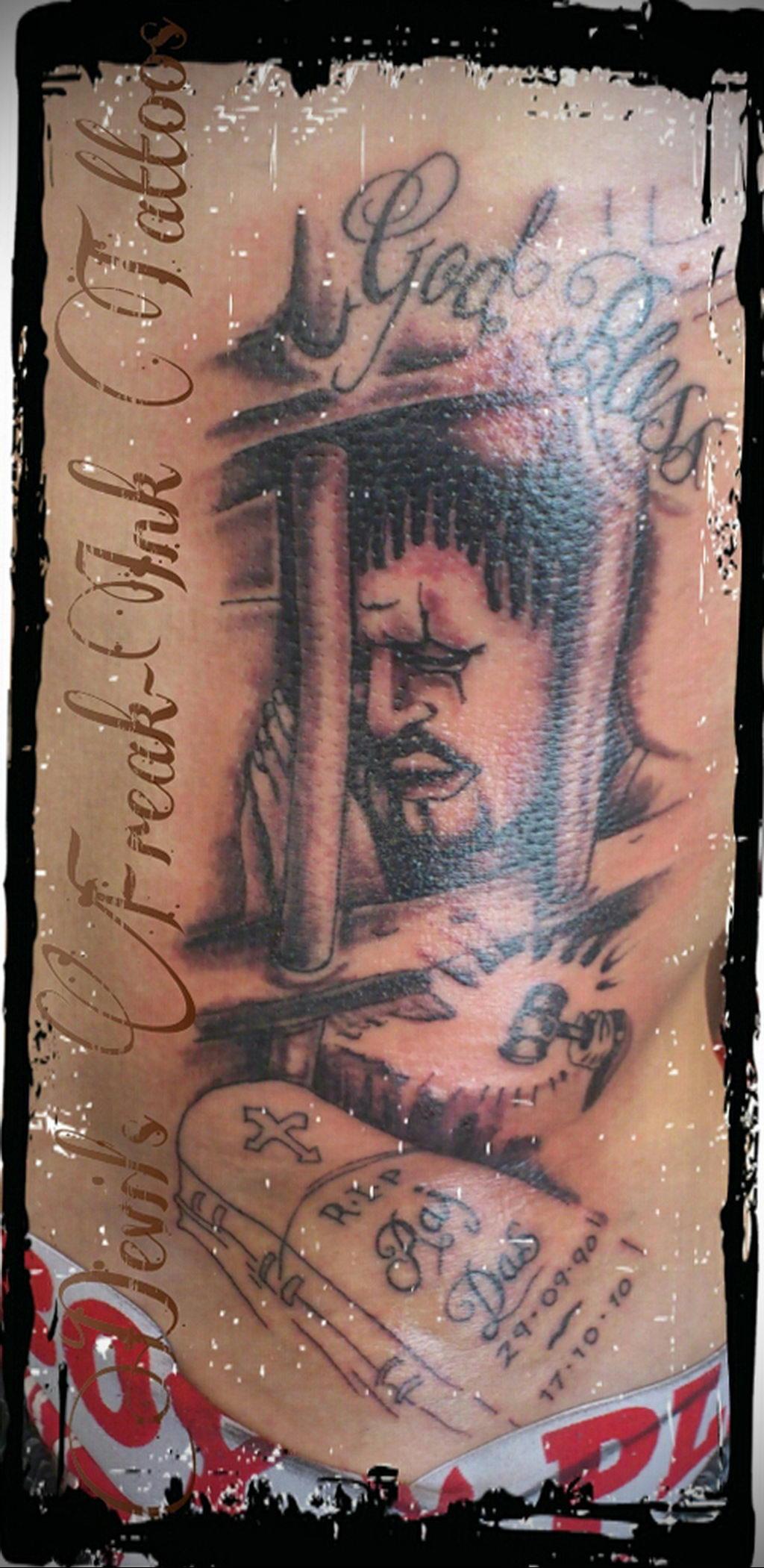 Фото тату на тему рабства 25.03.2020 №019 -slave tattoo- tatufoto.com