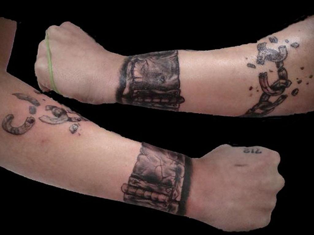 Фото тату на тему рабства 25.03.2020 №021 -slave tattoo- tatufoto.com