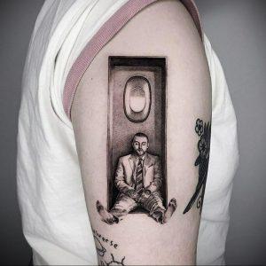 Хозяйка тату салона – GOLDY AND KATE SV – инста – @dot.creativegroup - Фото готовой тату для сайта tatufoto.com 5
