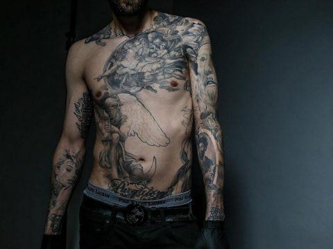 Эрик Марцинизин – фото тату мастера для сайта tatufoto.com 2