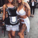 @hollyjgm16 - Красивая девушка с татуировками на карантине во время эпидемии COVID-19 для tatufoto.com 13
