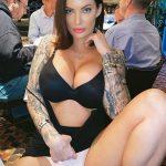 @viking.barbie - Красивая девушка с татуировками на карантине во время эпидемии COVID-19 для tatufoto.com 8