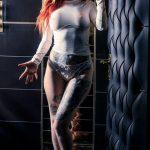 @x_luna_lou_x - Красивая девушка с татуировками на карантине во время эпидемии COVID-19 для tatufoto.com 7